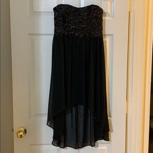 Semi-formal Little Black Dress